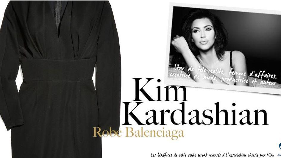 Et si on achetait une robe de Kim Kardashian sur Vestiaire Collective ?