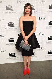 Marion Cotillard, le 5 novembre 2014 à New York