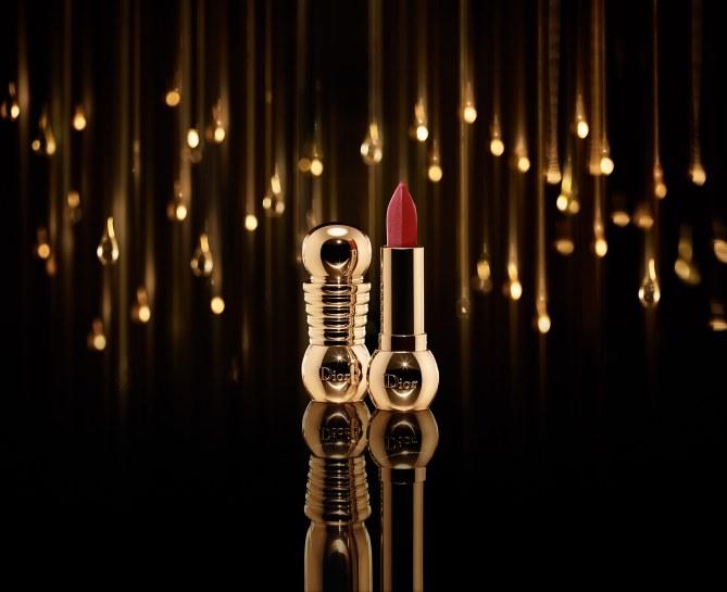 La collection Golden Shock, signée Dior, pour les Fêtes