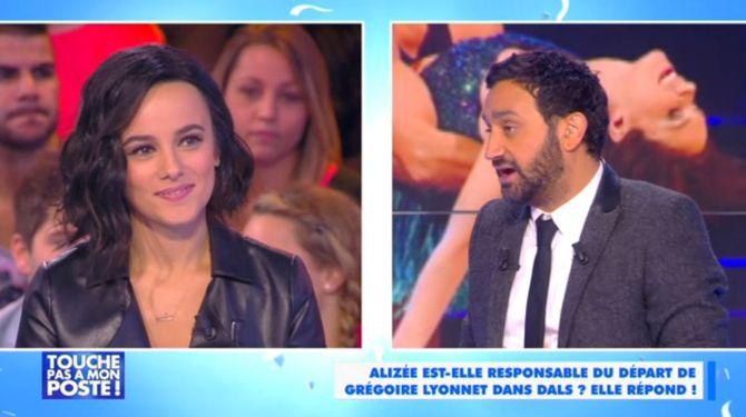 Alizée et Cyril Hanouna