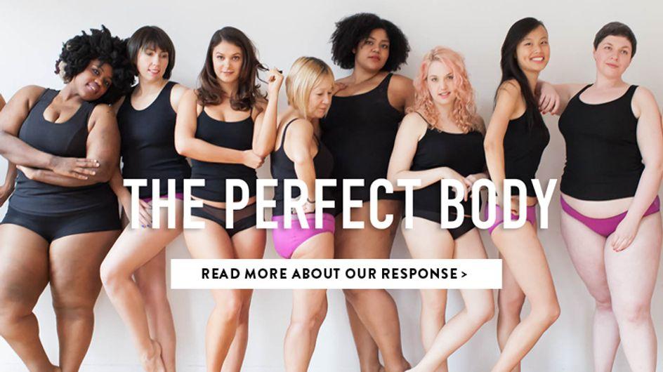 ¿Por qué Victoria's Secret escuchó a las 'tuiteras' y cambió el lema de su campaña del 'cuerpo perfecto'?