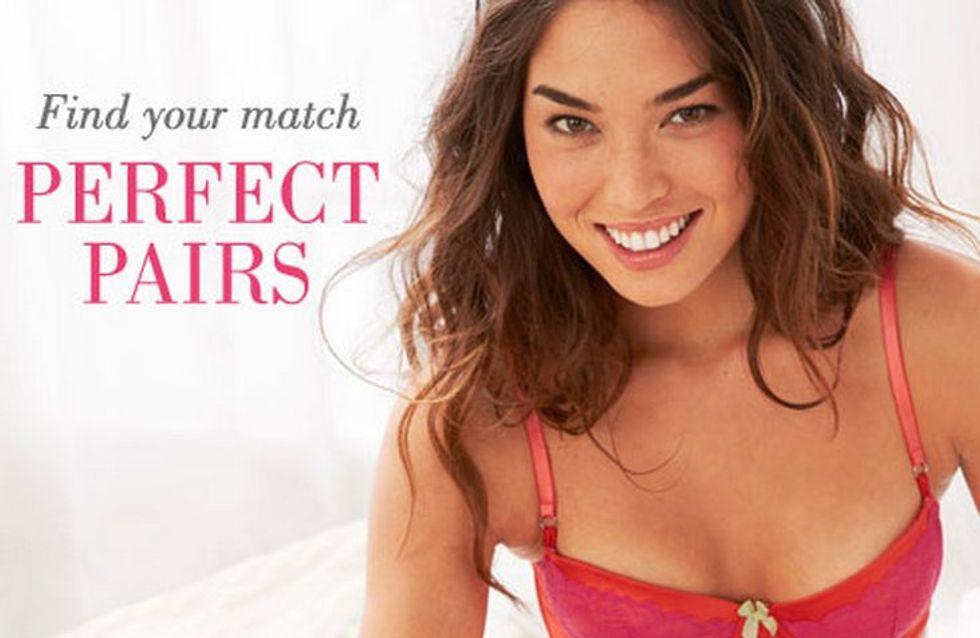 Une marque de lingerie décide d'arrêter de retoucher ses mannequins
