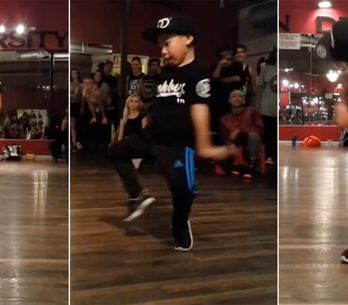 Video/ Rimarrai a bocca aperta: un vero fenomeno della danza a soli 8 anni!
