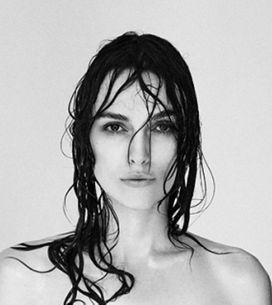 Keira Knightley Poses Topless And Photoshop-Free