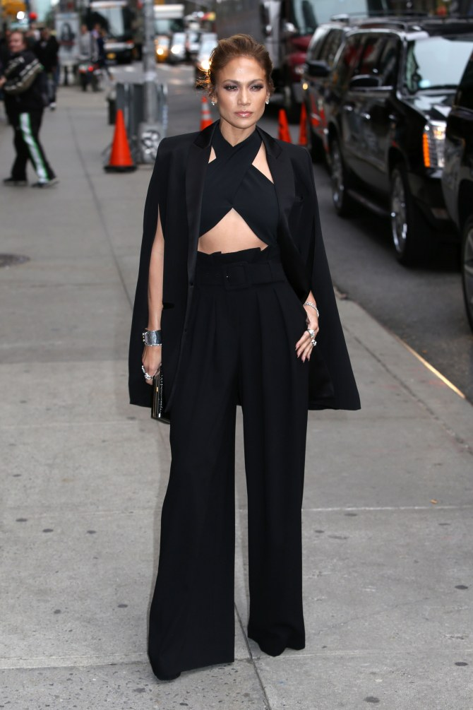 Jennifer Lopez, le 5 novembre 2014