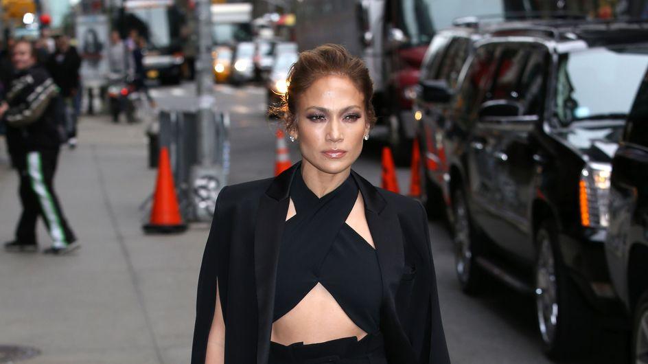 Jennifer Lopez est notre look du jour