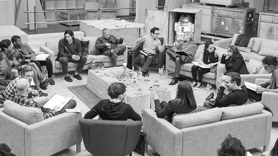 Star Wars Episode VII:The Force Awakens, And Naturally Twitter Loves It