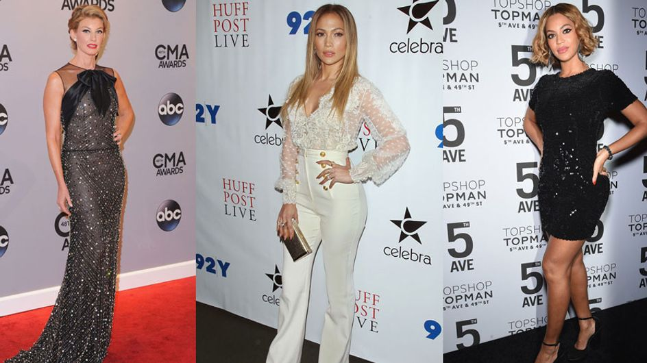 Red Carpet Recap: The Hottest Celeb Looks Of The Week