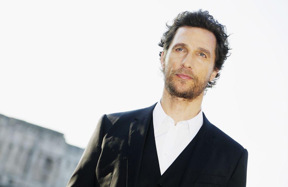 Matthew McConaughey: Auf dem Boden der Tatsachen