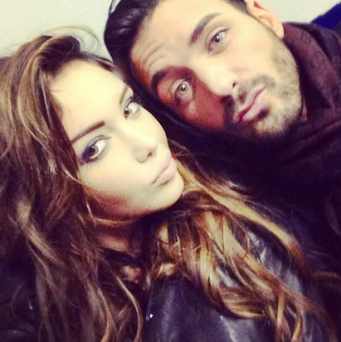 Nabilla et Thomas