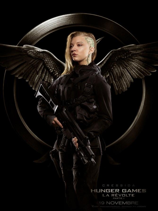 Natalie Dormer (Hunger Games 3)