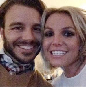 Britney Spears et son nouveau compagnon Charlie Ebersol