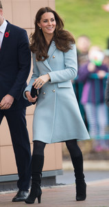 Kate Middleton, le 8 novembre 2014