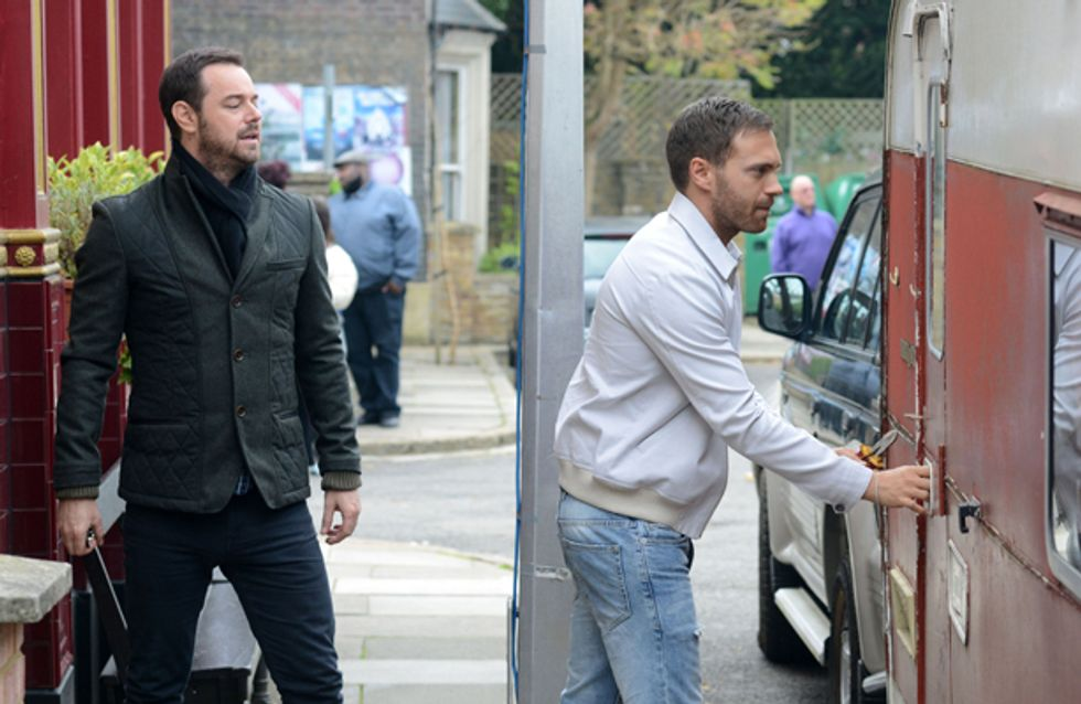 Eastenders 20/11 – Mick and Dean get the shock of their lives