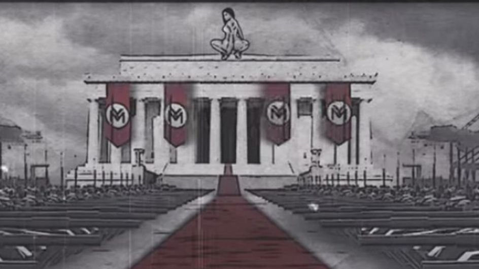 Nicki Minaj fait-elle l'apologie du Nazisme dans son nouveau clip ? (Vidéo)