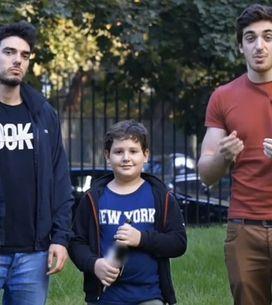 Video/ Se un bambino ti chiedesse di aprirgli una bottiglia di birra, cosa fares