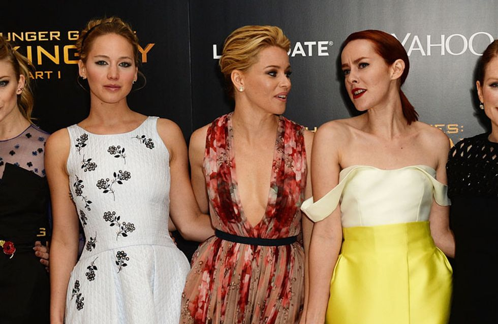 All The Looks From The Hunger Games: Mockingjay - Part 1 World Premiere