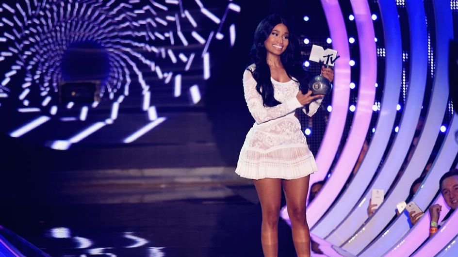 2014 MTV EMA's: Nicki Minaj KILLED It In These Head-Turning Looks