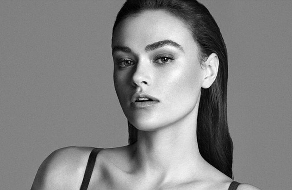 Diskussion um neues 'Calvin Klein'-Model: Ist das wirklich schon Plus-Size?