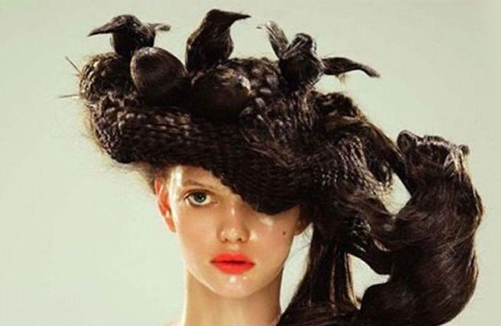 Los cortes de pelo más extravagantes ¿Te atreves con ellos?