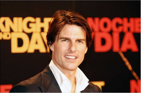 Tom Cruise pour Night and Day