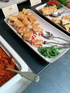 Italienisches Buffet