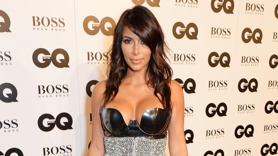Kim Kardashian nue pour Paper Magazine (Photos)