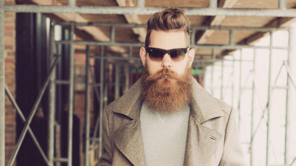 La tendencia Movember se extiende a las barbas
