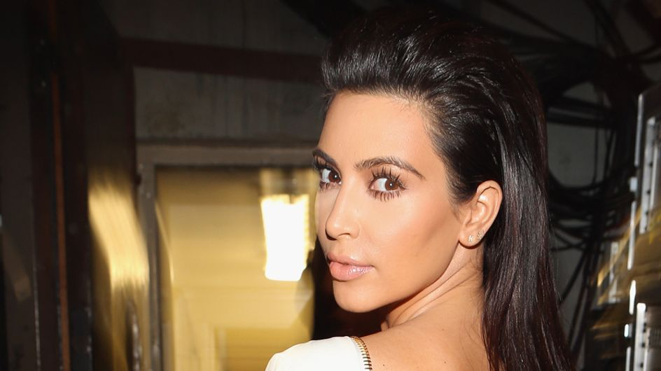 Kim Kardashian Poses Nude In Racy Shoot For Paper Magazine Cover