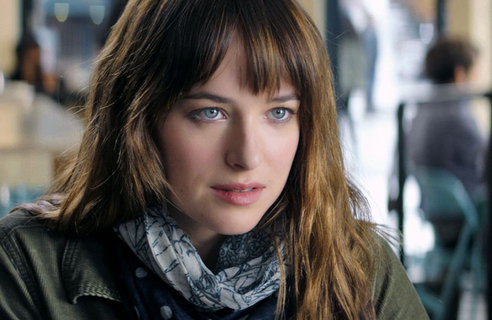 50 Shades of Grey : Une nouvelle affiche sensuelle (Photo)