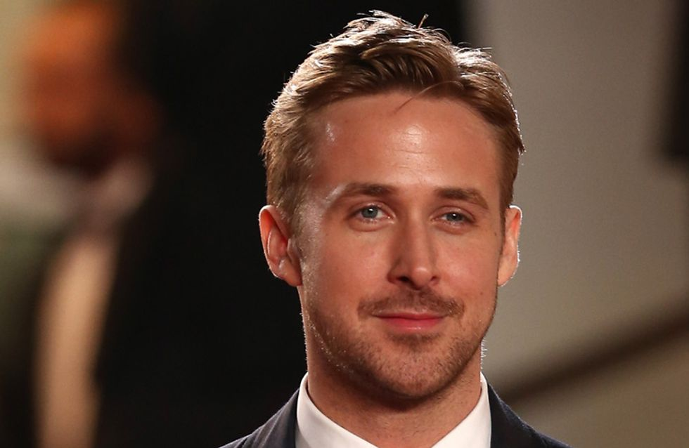 It Might Be Ryan Gosling's Birthday, But He's The Gift That Keeps On Giving