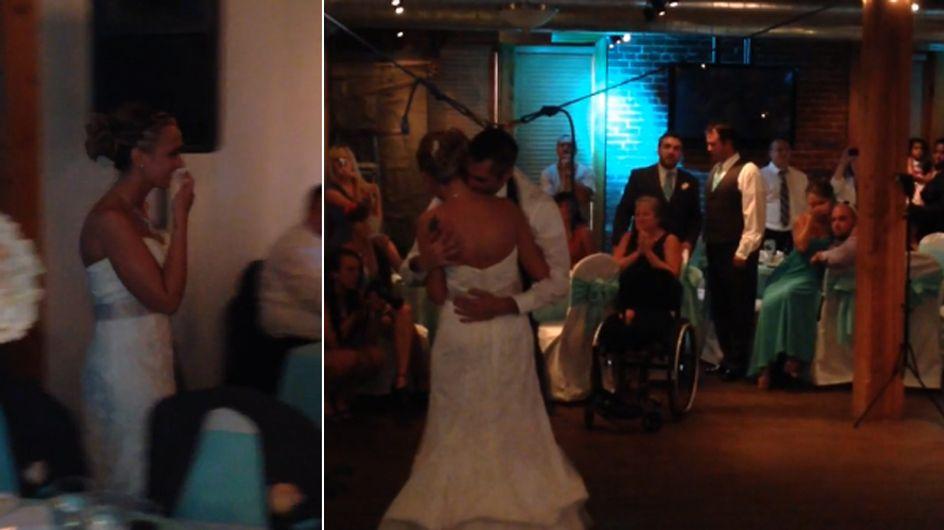 Dieser Hochzeitstanz rührt uns zu Tränen, denn er ist ein kleines Wunder