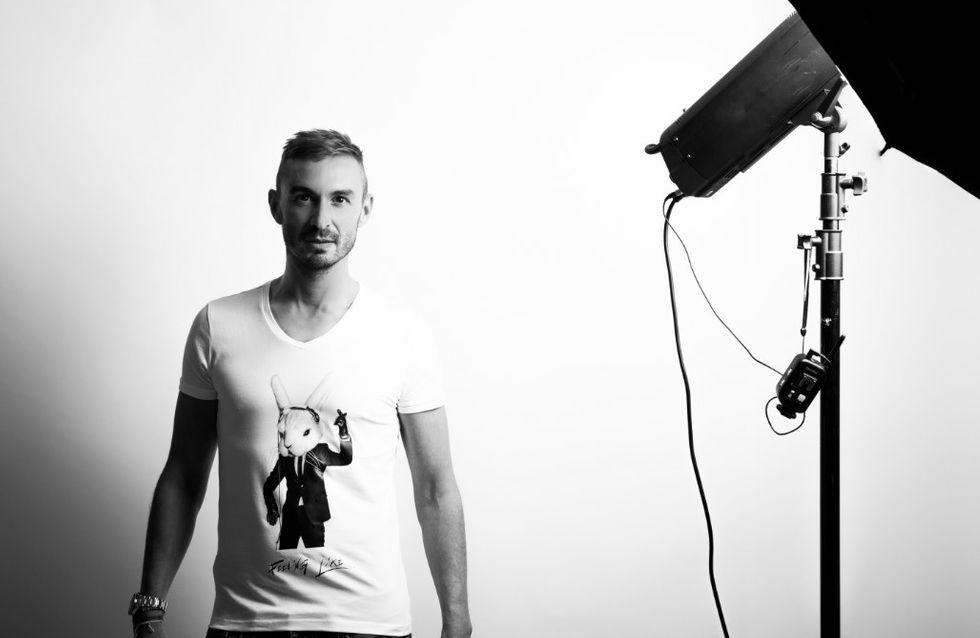Feeling Like, David Zeller créateur de T-shirts