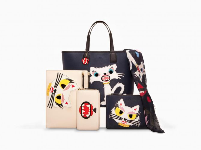 La collection Monster Choupette