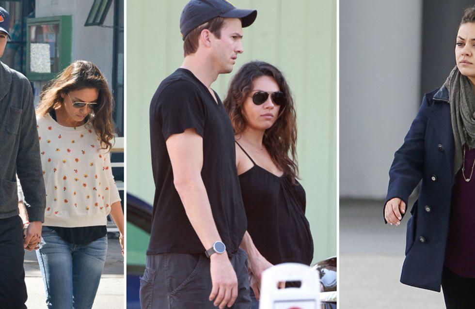 Mila Kunis è in crisi: Non riesco a perdere peso dopo la gravidanza!