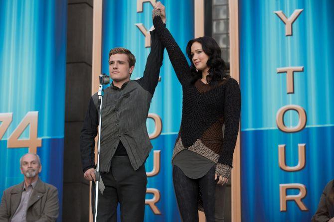 Jennifer Lawrence aurait-elle attrapé une MST sur le tournage d'Hunger Games