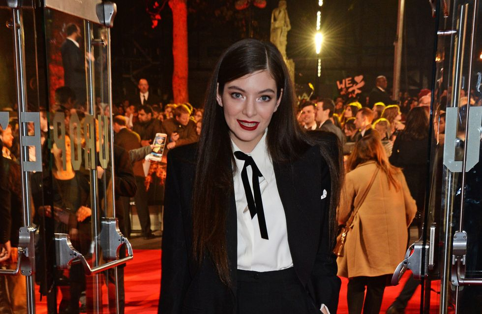 Lorde est notre pire look de la semaine