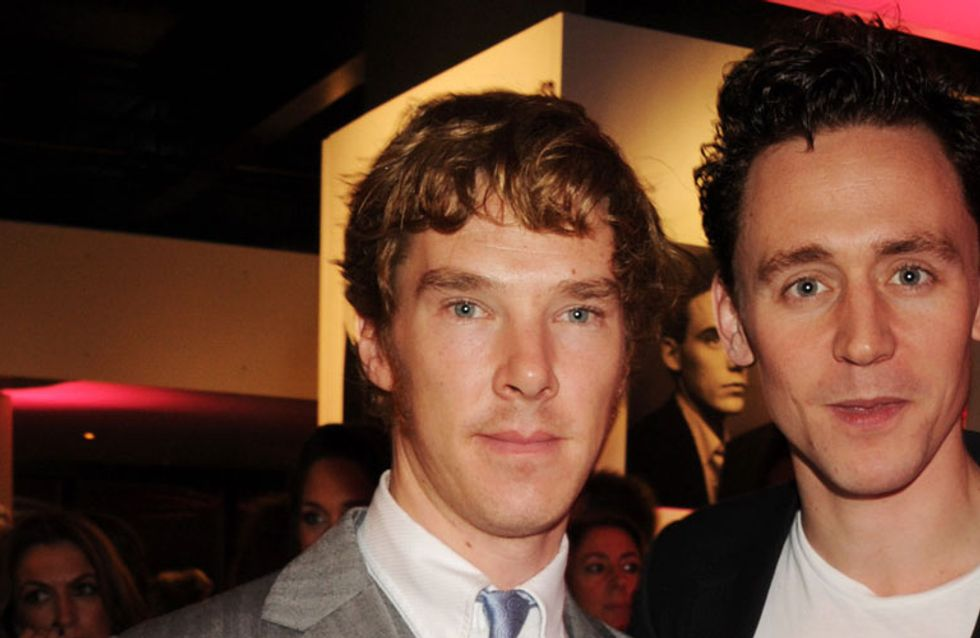 Benedict Cumberbatch Impersonating Tom Hiddleston Just Made Our Day