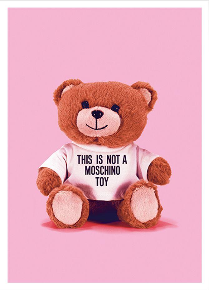 Moschino Toy, le nouveau parfum imaginé par Jeremy Scott