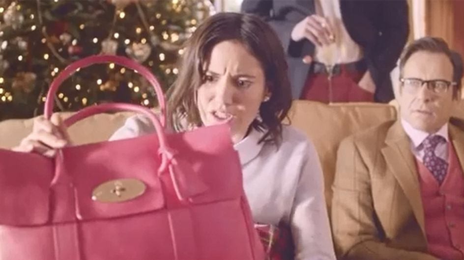 Why Mulberry Just Became Our Fave Christmas Commercial