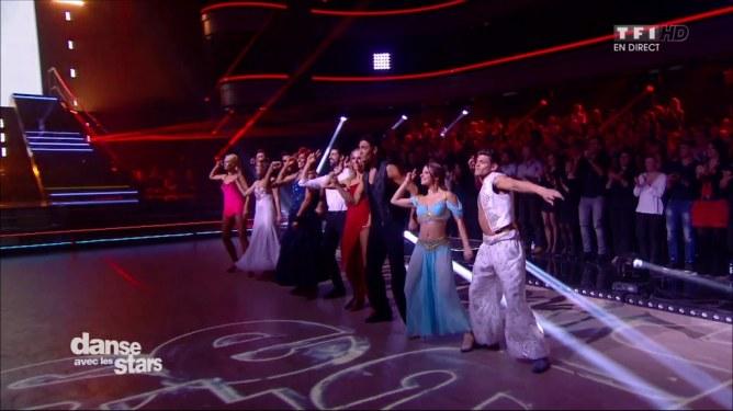 Danse avec les stars 5 :  La soirée du samedi 15 novembre 2014 en images