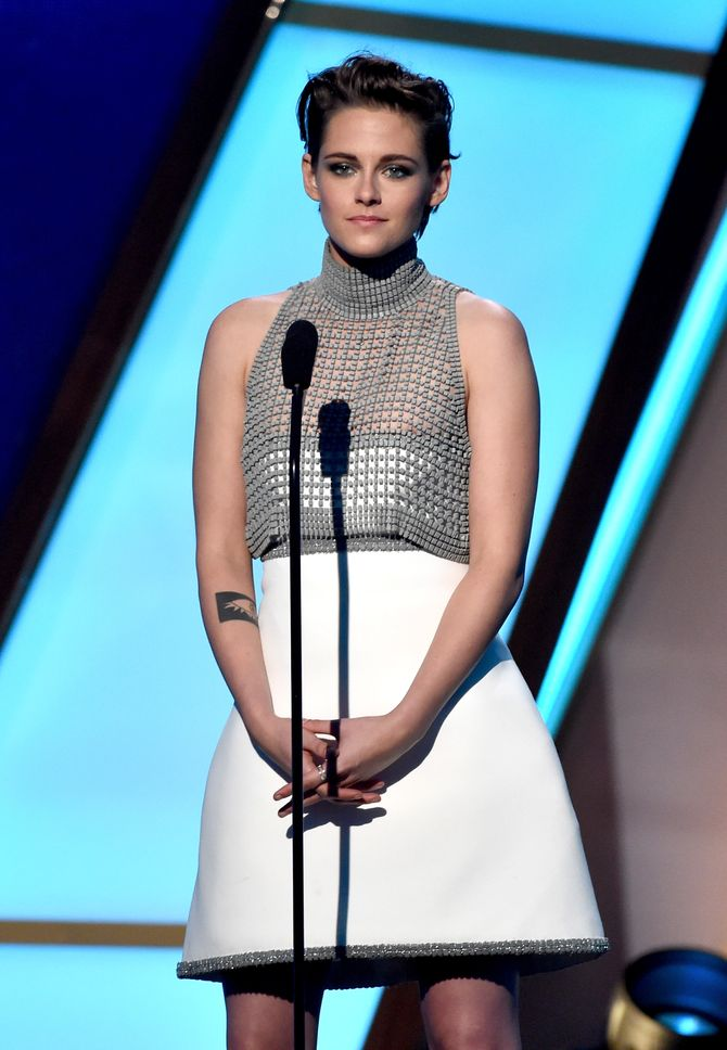 Kristen Stewart au Hollywood Film Awards 2014