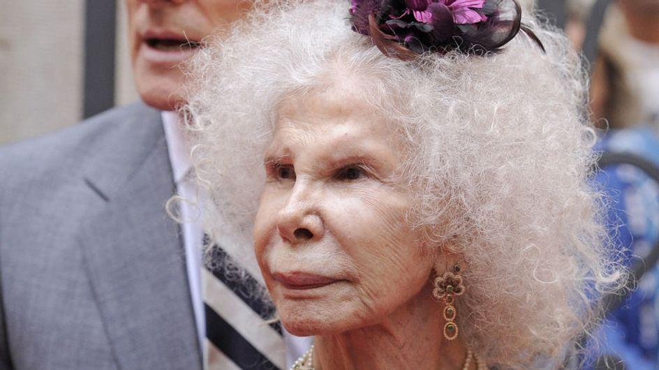 La salud de la Duquesa de Alba empeora gravemente