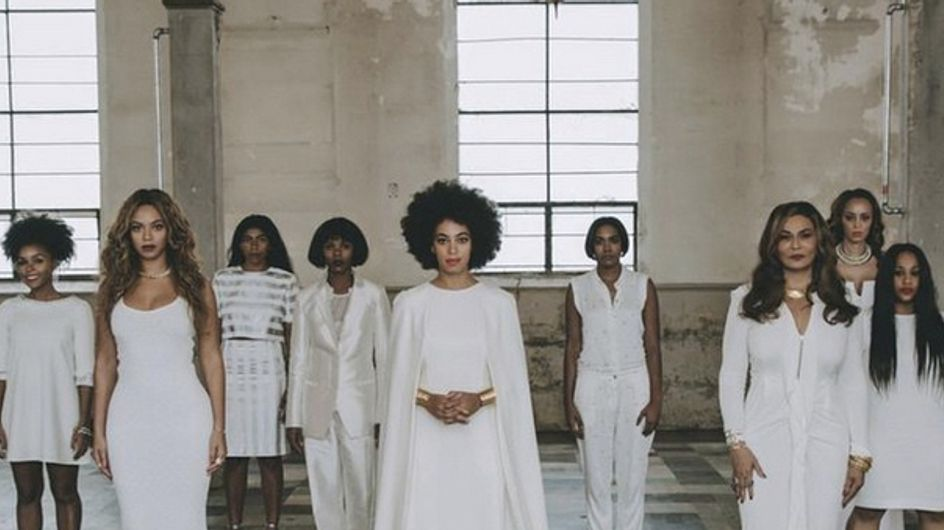 Just Married! Check Out Solange Knowles' Wedding Pictures