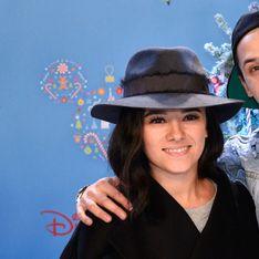 Alizée et Grégoire Lyonnet en amoureux à Disney (Photos)