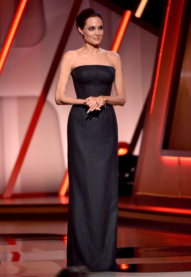 Angelina Jolie, le 14 novembre 2014