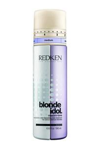 Conditioner für kühles Blond