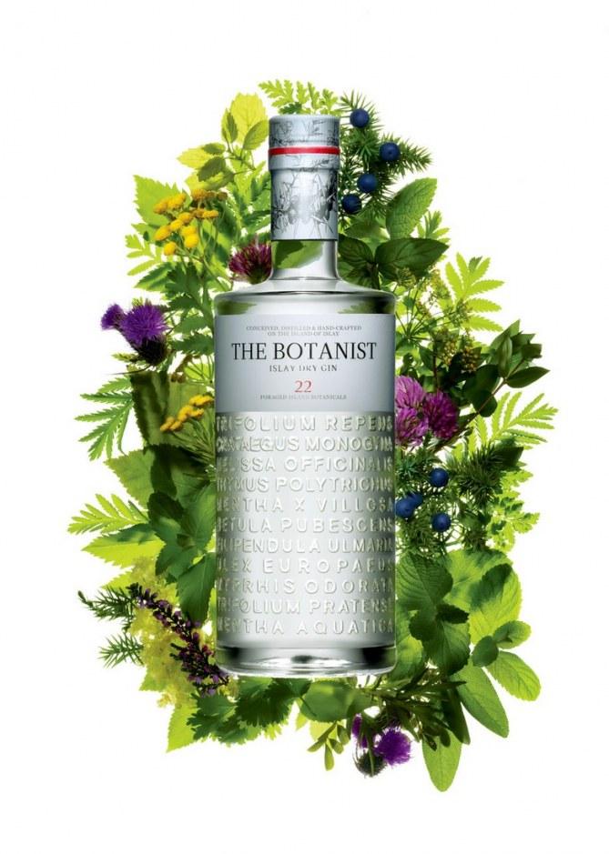 The Botanist, gin écossais