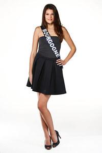 Janice Guillot, Miss Bourgogne, Miss France 2015