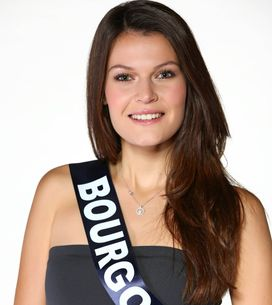 Interview exclusive de Miss Bourgogne, candidate à l'élection Miss France 2015